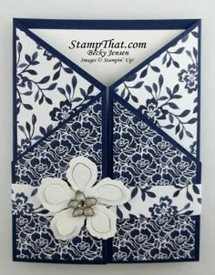 Floral Boutique Card