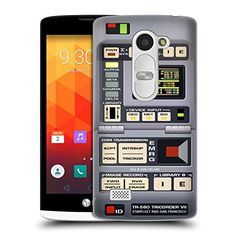 Official Star Trek Tricorder Gadgets TNG Hard Back Case for LG Leon  H340N -- Find out more about the great product at the image link. (Note:Amazon affiliate link)