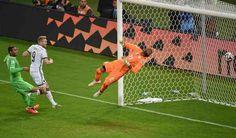 Goal! Germany. Schurle.