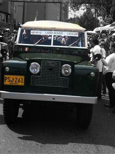 Medellín Clasic Cars Parade 8