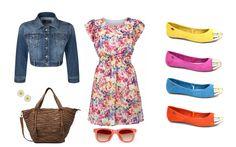 outfit verano 2015 casual - Buscar con Google