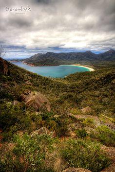 Wineglass Bay, Freycinet National Park, Australia