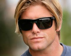Kaenon Burny Sunglasses worn by Australian waterman Jamie Mitchell