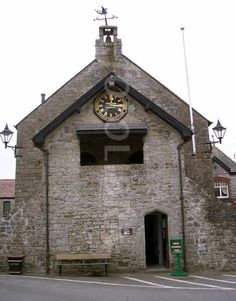 Llantwit Major Town Hall. (Lived in Llantwit Major in the 60's)