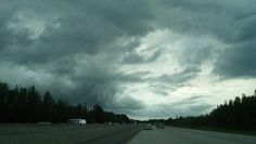 South of Macon, GA on 6/28