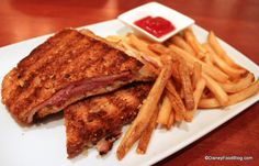 Disney's best grilled cheese