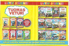 Tuomas Veturi - kaikki dvd:t, ei ole yhtään