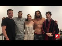 'Justice League' Cast Unites in Video to Combat Real-World Problem - http://cybertimes.co.uk/2016/09/07/justice-league-cast-unites-in-video-to-combat-real-world-problem-2/