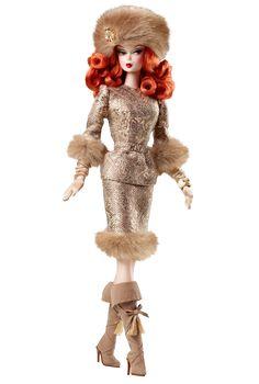 Ekaterina Barbie doll