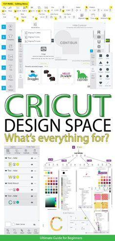 Full Cricut Design Space Tutorial For Beginners - January