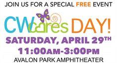 Things To Do Orlando: CW Cares Day! #thingstodoorlando #cwcaresday #earlyeducation #kidfriendlyevents #familyfun