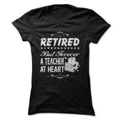 Retired Teacher T-Shirts, Hoodies, Sweaters
