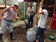 Compartir información de agricultura orgánica y producción sostenible en América Latina.