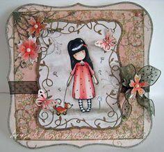 9/11/2012; Kay Carley at 'Kay's Crafty Corner' blog; Gorjuss Girls
