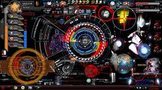 Iron Man Jarvis Interface   JARVIS 5.0 Iron Man + Mark 7 Interface - YouTube