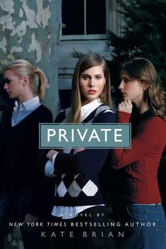 Private Series: Kate Brian: Books plus 2 Novellas. Read in order (see my books I have read board) Good Books, Books To Read, My Books, Amazing Books, Kate Brian, The Carrie Diaries, Ya Novels, Best Series, Tv Series