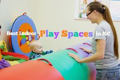 I've scoured the city, two tots in tow, for the best indoor play spaces. Let's toss on our parkas and meet up, Mamas!
