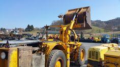 Gebrauchte Baumaschinen für den Tunnel Bau zu verkaufen #gebrauchter #Fahrlader #GHH LF4.1 mit einem Deutz Diesel Motor. Guter Zustand  http://blog.ito-germany.de/search/label/Tunnelbaumaschinen