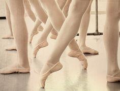 Ballet Shoes - Joffrey Ballet by Gina Uhlmann