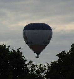 Amersfoort Rabobank Luchtballon