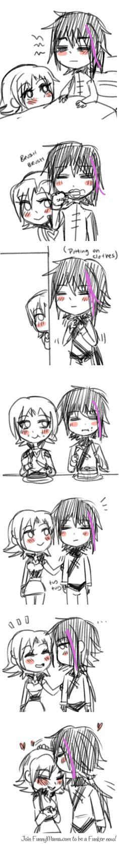 Ren and Nora