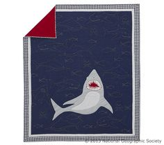 Quilt Ideas On Pinterest Shark Bites Baby Quilts And