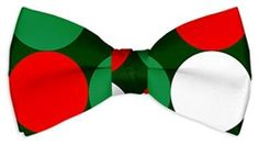 Jingle Balls Mens Bow Tie by Loudmouth Golf.  Buy it @ ReadyGolf.com Mens Golf, Men's Apparel, Balls, Bow, Stuff To Buy, Arch, Longbow, Clothes For Men
