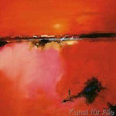 Peter Wilman - Orange Horizon