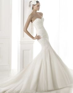 Pronovias Wedding Dresses Pre-2015 Collection Part I