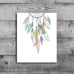 dreamcatcher - I might actually try to draw something like this #inspired