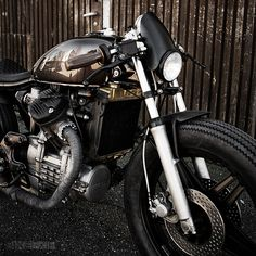 Honda CX500 (II) | Wrenchmonkees