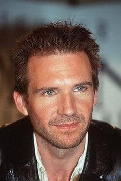 Ralph Fiennes - I swear my bf looks like him, he denies it but it's the eyes/eyebrows and subtle smile.