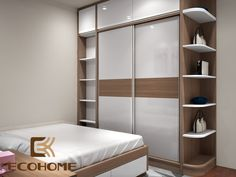 the newest bedroom furniture design catalog with modern bedroom cupboard design ideas and wooden wardrobe interior designs 2019 Wardrobe Interior Design, Wardrobe Door Designs, Wardrobe Design Bedroom, Bedroom Bed Design, Bedroom Furniture Design, Modern Wardrobe, Closet Designs, Wardrobe Ideas, Latest Cupboard Designs