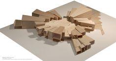 Resultado de imagen para arquitectura radial