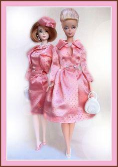 SWEET VINTAGE STYLE FASHION fits Fashion Royalty Silkstone Barbie   eBay