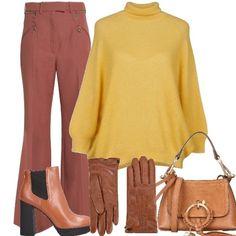 Autumn in New York  outfit donna Trendy per tutti i giorni  8b0e59a665f