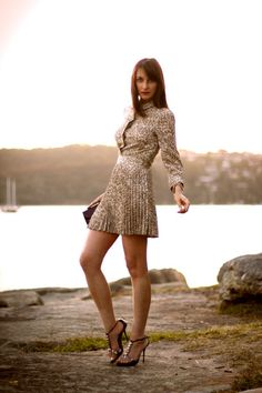 One of my favorite outfits... its leopard print and its LOVER! #outfit #dress #pretty