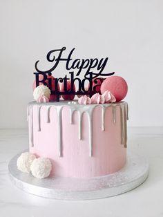 Nice Amp Simple 16 Birthday Cake Cakes 21st Bday