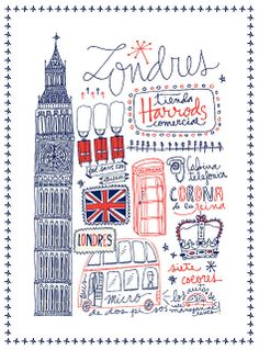 London by frinchagirl, via Flickr