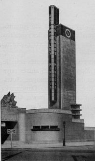 Anvers 1930 - Minerva Motors   photo credit: Philippe Lemaire (www.worldfairs.info), found on the website: http://www.worldfairs.info/expopavillonslist.php?expo_id=30