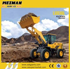Earth Moving Machinery 3t Wheel Loader Sdlg LG936L for Sale on Made-in-China.com