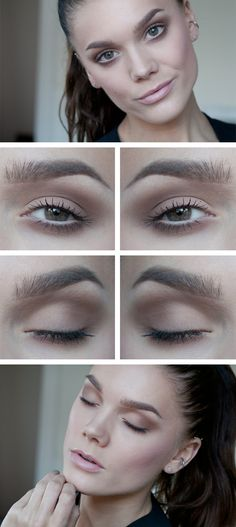 See more interesting makeup tutorial on http://pinmakeuptips.com/the-secret-of-lash-curling/