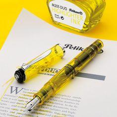 Pelikan Duo Highlighter Fountain Pen
