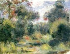 Pierre Auguste Renoir - Clearing2