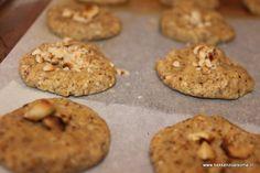 Recept hazelnootkoekjes, Hazelnootkoekjes van Jamie Oliver, koekjes op bakplaat