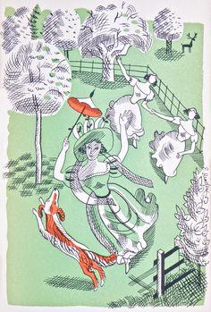 Edward Bawden illustration