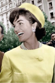 Vogue Daily — Jacqueline Kennedy Onassis Jackie Kennedy 50th anniversary