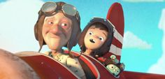 Watch: 'Taking Flight' — Animated Short Film Tribute to Antonio Pasin http://best-fotofilm.blogspot.com/2016/09/watch-flight-animated-short-film.html  «You know, that wagon used to be your dad's. What say we take it out for a spin?» Well, now this is just wonderful. Brandon Oldenburg has made a short film called Taking Flight that is inspired by the life and heritage of Antonio Pasin, the Italian inventor of the Radio Flyer wagon. The short tells the story of a boy named Tony who spends the…
