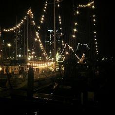 zeilboten in Rotterdam
