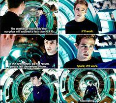 Star Trek | Kirk & Spock